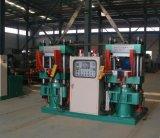Máquina de goma del vulcanizador de la prensa hidráulica de la máquina