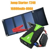 Mini Notfall Auto Batterie Booster Jump Starter Power Bank 16800mAh