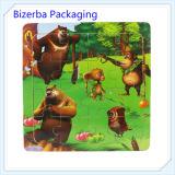 Puzzle personalizzato promozionale del documento del puzzle del cartone
