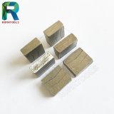 화강암 대리석 구획 절단을%s 24X9.5X12mm 다이아몬드 세그먼트
