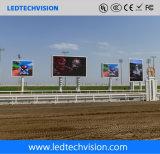 P10mm 옥외 발광 다이오드 표시 방수 광고