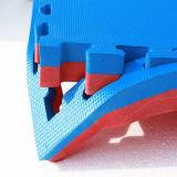 Taekwondoのマット4cmの床のマットの泡は最上質の安いエヴァの泡の柔道のTatamiマット40mmをタイルを張る