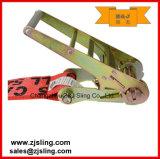 "4 "" W/Wire engancham a cinta 4 "" verde da catraca de X 40 '"
