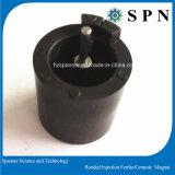 Ферритовый пластиковый инжекторный магнит для двигателя