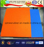 Patrón de dibujos animados de goma Azulejos, Rubber Mat