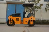 3.5 Tonnen-doppelte Trommel-hydraulisches Vibrationsplatten-Verdichtungsgerät (YZC3.5H)