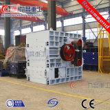 Rollen-dreistufige Zerkleinerungsmaschine China-vier verwendet für den Bergbau gebrochen mit ISO