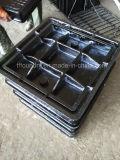 B125 двустороннее уплотнение, утопленные верхние рамки люка -лаза с крышками
