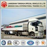 Aanhangwagen van de Vrachtwagen van de Aanhangwagen van het Vervoer van de lading de Semi Flatbed