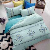 100% Algodón Imprimir conjunto de ropa de cama