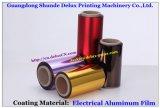 Высокоскоростная автоматическая лакировочная машина с размотчицей & Rewinder (DLTB-1300)