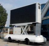Qualité DEL pratique annonçant la remorque mobile d'annonces de véhicule