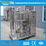 Máquina envasadora bebida carbonatada pequeña máquina de llenado