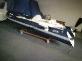 Liya 14FT стекловолоконные ребра малые надувные лодки с двигателем