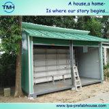 Vorfabriziertes Garten-Hilfsmittel-Haus