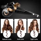 Светодиодный индикатор электрической щетки для волос щипцы для завивки автоматическая подача пара Magic для завивки волос
