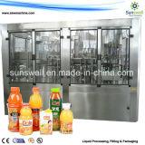 Máquina de enchimento de /Tea /Flavored do suco do animal de estimação/enchimento/Juicer de engarrafamento do suco que faz a maquinaria