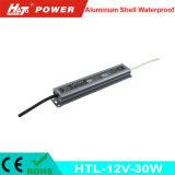 12V 2.5A 30W impermeabilizzano la lampadina flessibile della striscia del LED Htl