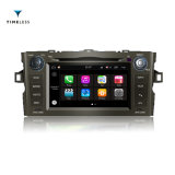 Lettore DVD stereo di GPS dell'autoradio di BACCANO della piattaforma S190 2 del Android 7.1 di Timelesslong video per Auris con /WiFi (TID-Q028)