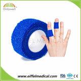 Fasciatura elastica coesiva di concentrazione ad alta resistenza a gettare