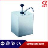 Dispensador de molho em aço inoxidável (TAB-JZP-01)