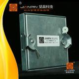O sistema de ventilação da tampa do Condicionador do Painel de Acesso do Teto