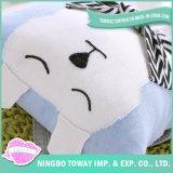 Gedruckter gestrickter dekorativer kundenspezifischer Kissen-Deckel-Hauptgroßverkauf