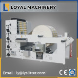 4개의 색깔 접착성 라벨 Flexographic 인쇄 기계