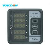Gv56 Medidor de frecuencia digital para grupo electrógeno