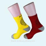 Großhandelssublimation-Basketball-Auslese-Preis-Sport-Komprimierung-Socken