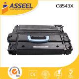 Cartucho de tóner de alta calidad compatible con C8543X para HP