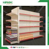 Une solution de vente au détail d'arrêt des équipements de supermarchés gondole étagère d'affichage