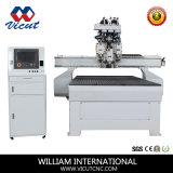 Neue Druck-weiße Farbe Spitzen-Maschine CNC-Asc