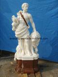 Mann-Marmorkunst-Statue-Abbildung Skulptur für Verkauf