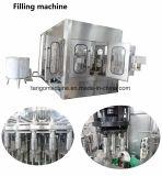 Riga Monobloc automatica della pianta di produzione dell'imbottigliatrice dell'imballaggio dell'imbottigliamento dell'acqua potabile