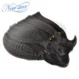 Weave человеческих волос девственницы нового прибытия китайский Kinky прямой