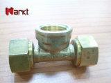 Encaixes de bronze do T do encanamento do bom preço