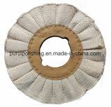 Колесо сизаля авиалинии Buffing полируя для металла