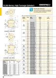 De hoge Cilinders van het Tonnage, Originele clsg-Reeksen Enerpac (clsg-506, clsg-5006, clsg-4006)