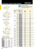 Cilindros de alta tonelagem Enerpac Clsg-Series Original (CLSG-506, CLSG-5006, CLSG-4006)