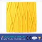 Comitato acustico impresso della fibra di poliestere della scheda del feltro