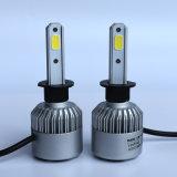 LED車のヘッドライトS2 H1の穂軸の単一のビーム自動LEDヘッドライト