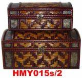 Hölzernes Box (HMY015 s/2)