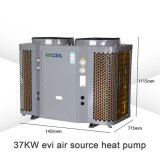 Pompe à chaleur de l'eau d'air Evi pour le chauffage de Chambre et la climatisation, pompe à chaleur de source d'air d'Evi