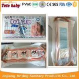 Couche-culotte remplaçable de bébé du bébé VIP avec la vente bonne Nice de modèle dans sud-américain