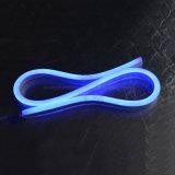 유연한 LED 네온 밧줄 빛 네온 심혼 빛을 바꾸는 높은 광도 색깔