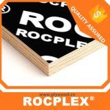 Film Rocplex confrontés de contreplaqué, de contreplaqué stratifié