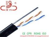 Кабель для наружной установки Drop провод телефонный кабель 24 AWG 1 пары&2 пары