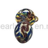 China-Fertigung-Großverkauf-Glashandrohr-Glaslöffel (ES-HP-509)
