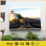 Bello schermo di visualizzazione esterno del LED di colore per la pubblicità, messaggio, divulg P4/P5/P6/P8/P10
